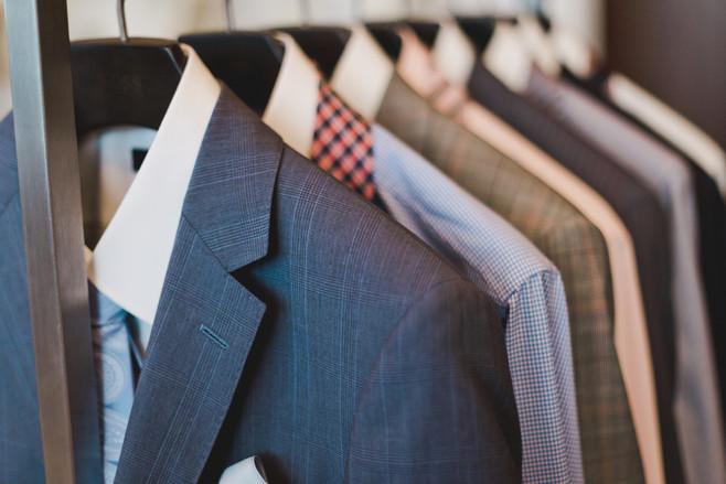 Interieurontwerp modezaak