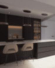 luxury kitchen Italy