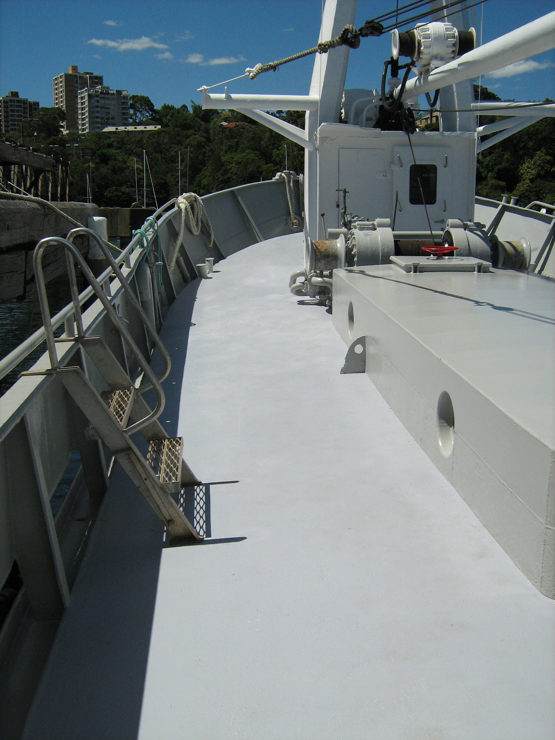 Port Side Looking Fwd