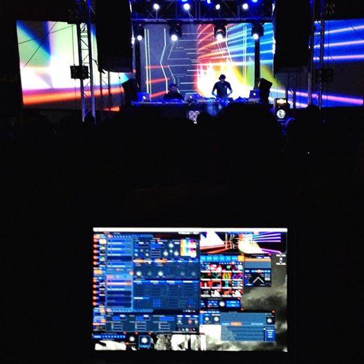 VJ / Live visuals