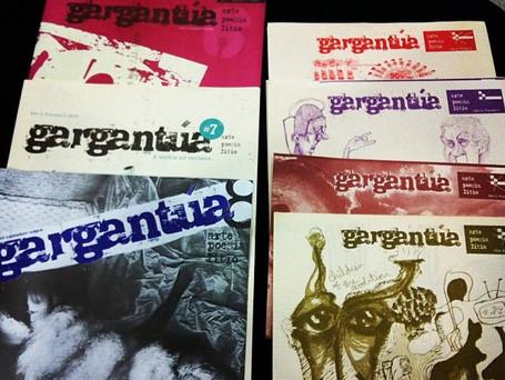 Gargantúa | Art Poetry Lithium