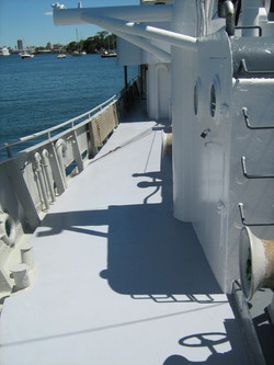 Stbd Side Looking Aft