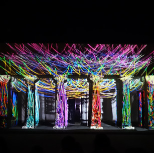 Commissioned Works / Architectural Videomapping