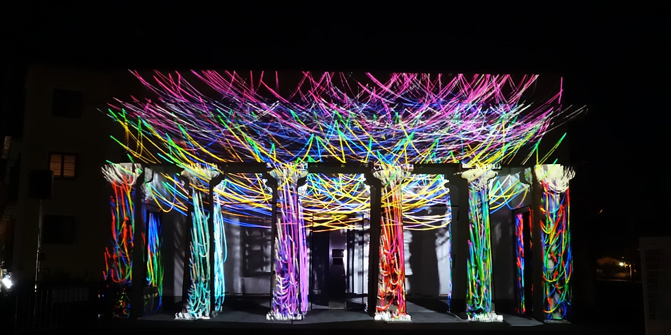 Projection Mapping Workshop -January 2021