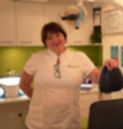 Jacqueline Bell Dental Prosthetist Warra