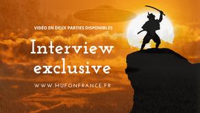 Disponible l'entretien exclusif de Julien Chameroy Le récit d'un extraordinaire destin.
