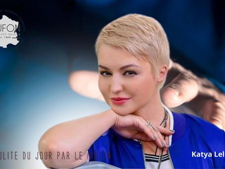 Le paranormal et l'ufologie ? avec la chanteuse de pop Russe Katya Lel