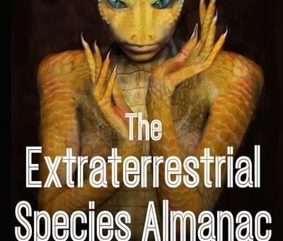 Éditions MUFON: Guide sur les 82 espèces extraterrestres qui peuplent l'univers
