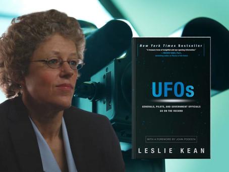 HBO Max se lance dans la chasse aux OVNIs avec Leslie Kean