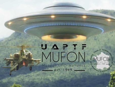 UAPTF : La Position officielle du MUFON incluant MUFON france