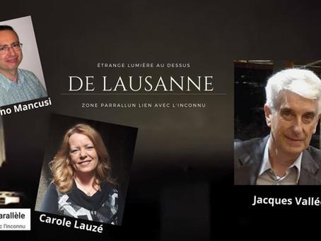 Le Dossier : Quand Jacques Vallée s'en mêle, par Carole Lauzé