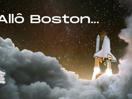 Allô Boston ! C'est quoi cette chose dans le ciel ?