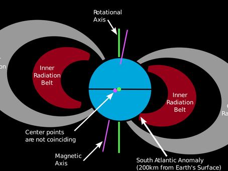 """L'espace pourrait avoir son propre """"Triangle des Bermudes"""""""