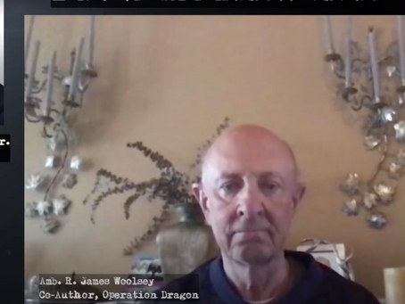 J.Woolsey : Je ne suis pas aussi sceptique que je l'étais il y a quelques années