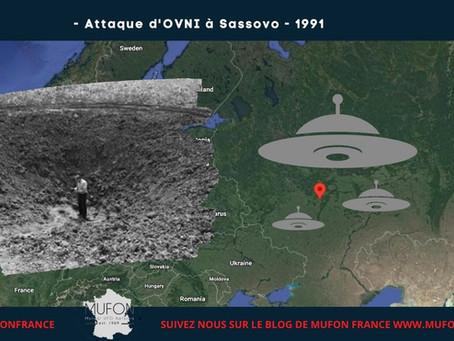 Russie 1991 : Attaque OVNI à Sassovo ?