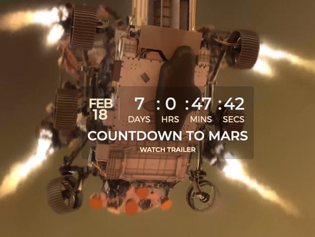 Trois missions Terriennes sur Mars à la recherche de la vie !