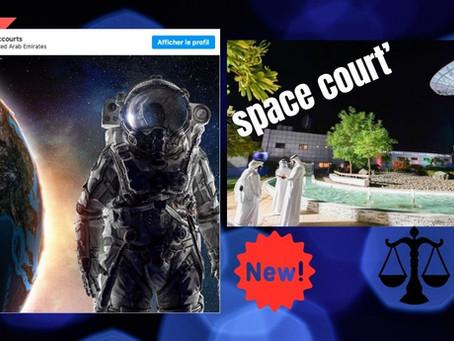 """Dubaï crée un """"tribunal de l'espace"""" pour les litiges hors de ce monde"""