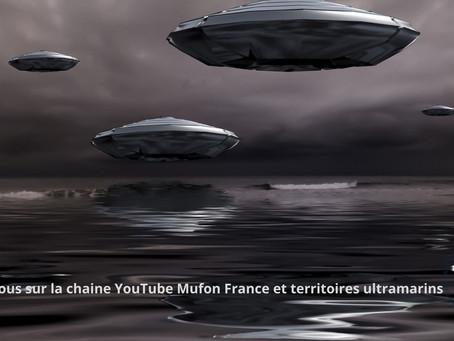 Les OVNIs ne viennent pas de l'espace, mais des fonds marins selon le vice-président de l'ICER