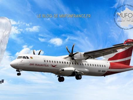 Rodrigues : Un avion d'Air Mauritius empêché d'atterrir par un OVNI dans l'axe de la piste