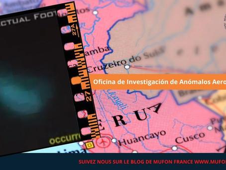 Le fantastique incident de Chulucanas  est confirmé par le gouvernement péruvien