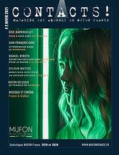 Contacts magazine MUFON France