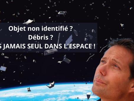 NASA : Le Crew Dragon a bien croisé un Objet Inconnu ! Mais pas de risque de collision.
