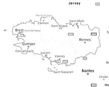 Mufon France en Bretagne