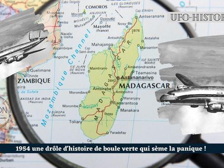 1954 : Tananarive, Madagascar