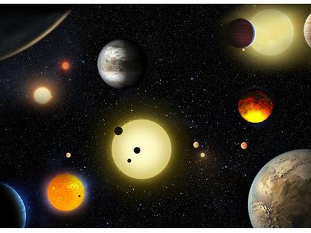 scientifiques :  Les signatures de vie extraterrestre