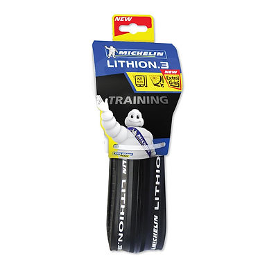 Michelin Lithion 3 700 x 25C Red