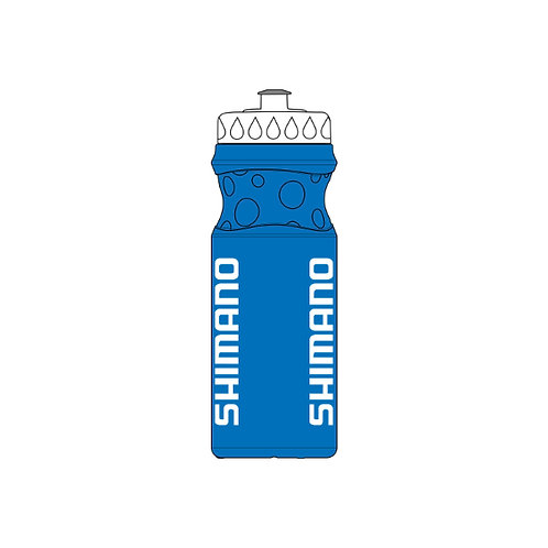 Shimano Water Bottle (650ml / Blue)