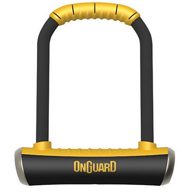 OnGuard Brute Series - U-Lock Keyed - 11.5cm x 20.2cm D 16.8mm