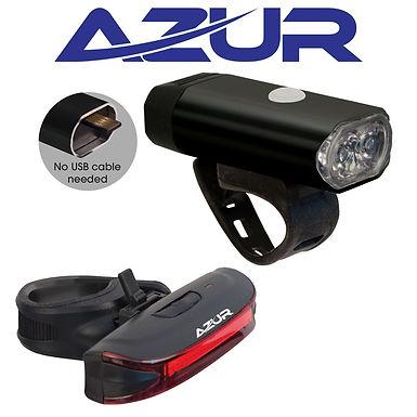 Azur USB Track 400/65 Lumens Light Set