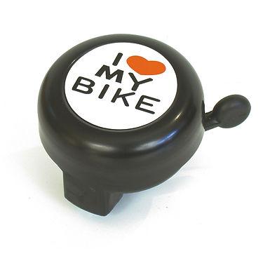 Bell - Alloy - I Love My Bike
