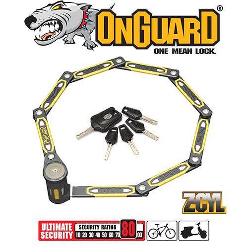 OnGuard K9 Series - Heavy Duty Link Plate Lock - 79cm