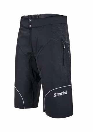 Santini Forge MTB Shorts