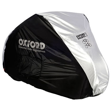 Oxford - Aquatex Outdoor Cover - Two Bicycles