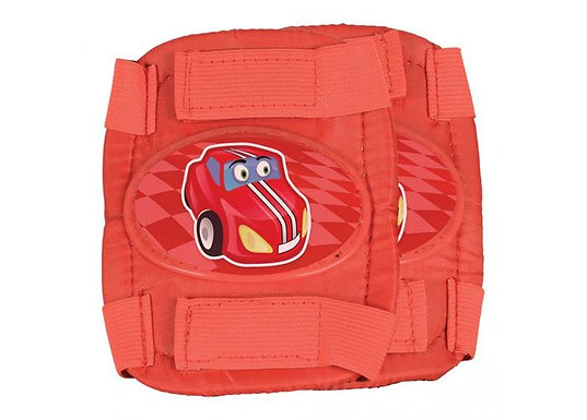 Oxford Little Racers Elbow and Knee Pad Set