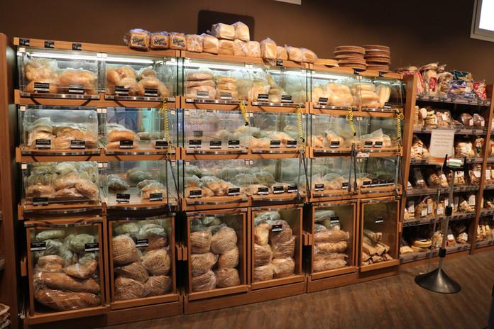 Bakery Shelving Unit