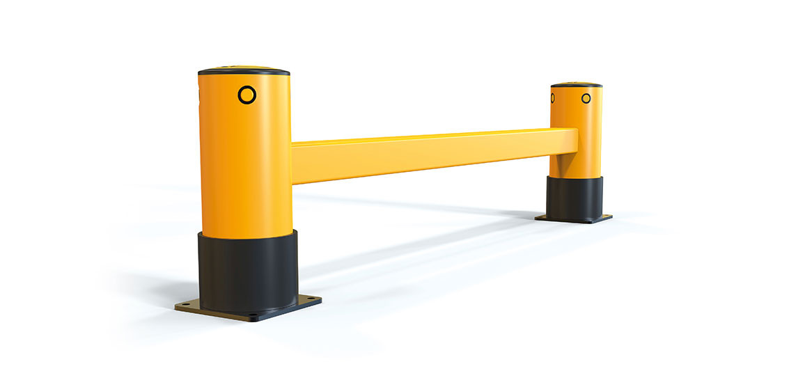 Fixed yet Flexible safety barrier systems