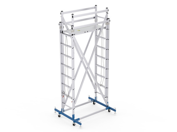 Double Parts Scaffolding