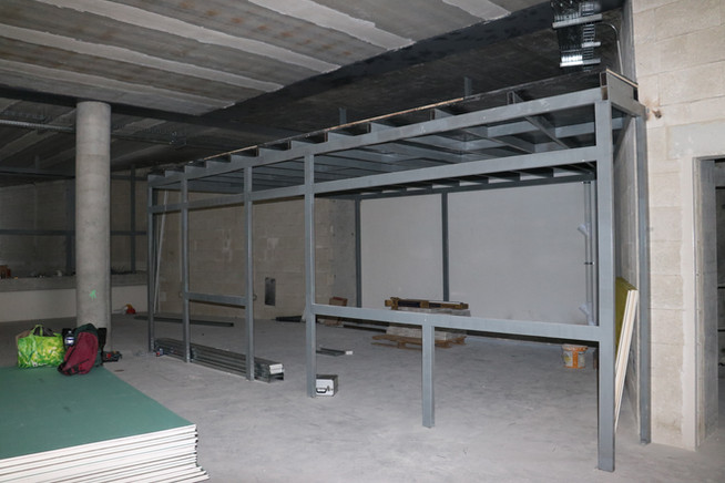 Metal Partitions