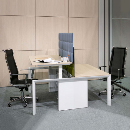 Offices Desks with Dividers