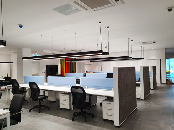 Best usage of office spaces