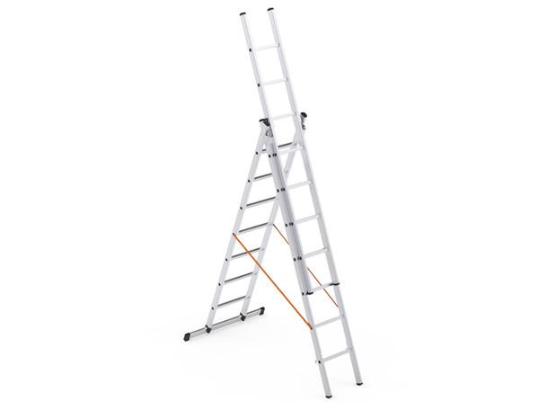 Triple Aluminium Type Ladder