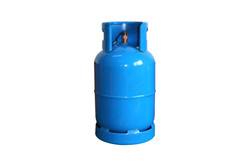 refillable gas cylinder