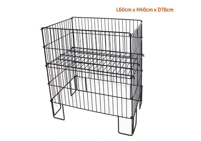 Boxe Floor Display Bin