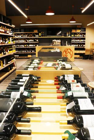 Wine Displays