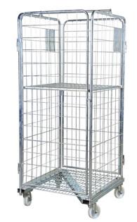 Logistics Cage on Wheels