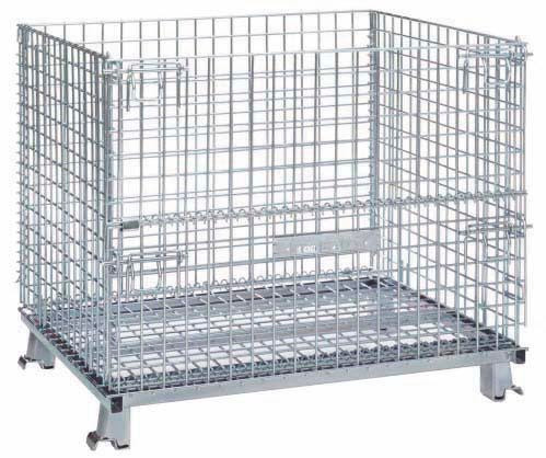 Collapsable Logistic Cage